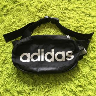 アディダス(adidas)のadidas ウエストポーチ(ボディバッグ/ウエストポーチ)
