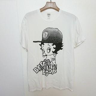 ギルタン(GILDAN)のbetty boop ベティちゃん Tシャツ(Tシャツ/カットソー(半袖/袖なし))