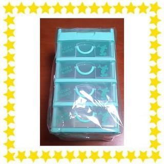 ディズニー(Disney)のディズニー 5段 ストレージプラケース BOX(ケース/ボックス)