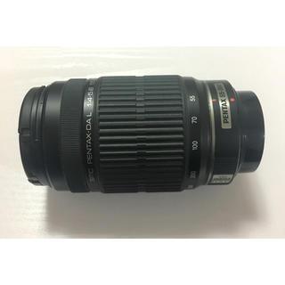 ペンタックス(PENTAX)のPENTAX 望遠レンズ 55-300 (レンズ(ズーム))