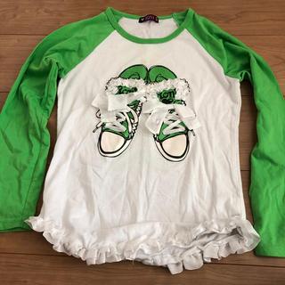 ロニィ(RONI)のロングTシャツ(Tシャツ/カットソー)