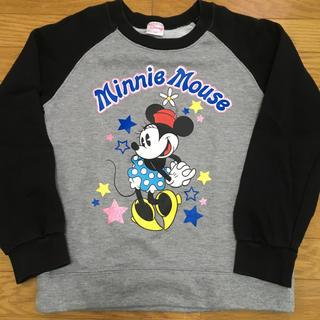 ディズニー(Disney)の140トレーナー ミニーちゃん(Tシャツ/カットソー)