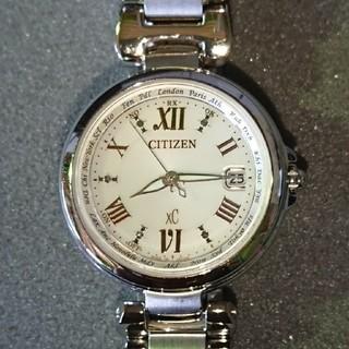 シチズン(CITIZEN)のCITIZEN クロスシー 腕時計(腕時計)