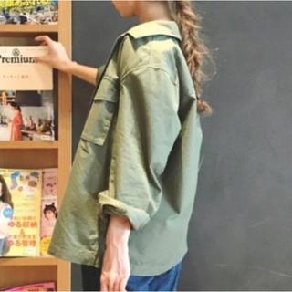 サンタモニカ(Santa Monica)のmilitary jacket.(ミリタリージャケット)