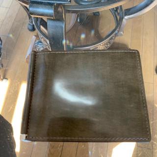 キプリス(CYPRIS)のマネークリップ CYPRIS  折りたたみ財布(マネークリップ)