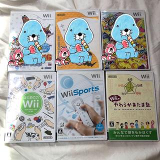 ウィー(Wii)のwill カセットセット(家庭用ゲームソフト)
