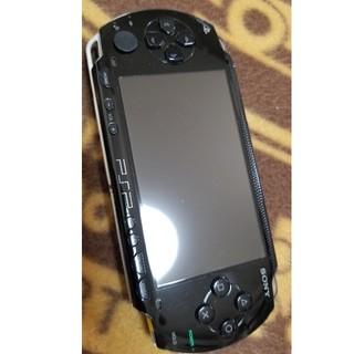 ソニー(SONY)のジャンクPSP1000本体*充電器はおまけ(携帯用ゲーム本体)