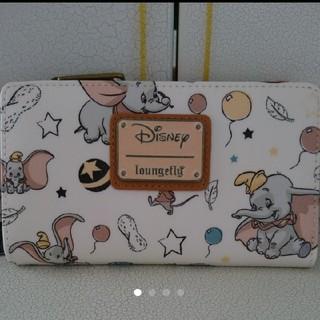 ディズニー(Disney)のラウンジフライ ダンボ お財布(財布)