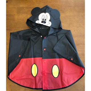 ディズニー(Disney)のレインコート ポンチョ(レインコート)