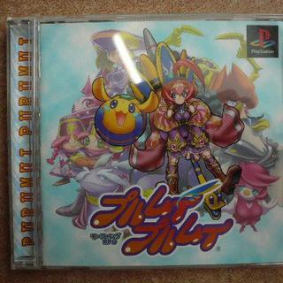 プレイステーション(PlayStation)のPS★プルムイプルムイ(家庭用ゲームソフト)
