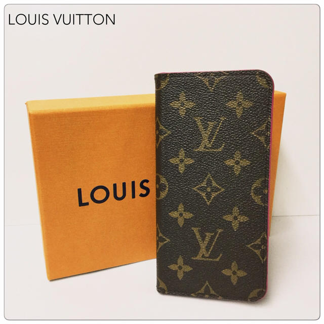 iphone7 ケース 本革  横開き | LOUIS VUITTON - 【2018年製美品】LOUIS VUITTON モノグラム iPhone8プラスの通販 by My Collection's shop|ルイヴィトンならラクマ