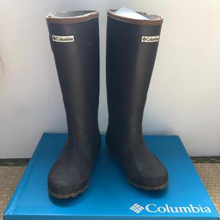 コロンビア(Columbia)のコロンビア レインブーツ24cm(レインブーツ/長靴)