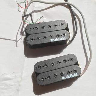 Rockfield 2個 ギターピックアップ ハムバッカー ダーティーフィンガー(パーツ)