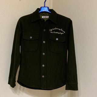 HOLLYWOOD RANCH MARKET  cpo シャツ ジャケット