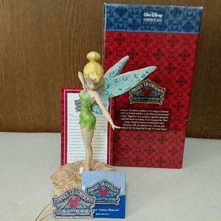 ディズニー(Disney)の新品、未使用 ジムショア ピーターパン ティンカーベルフィギュア(ぬいぐるみ/人形)