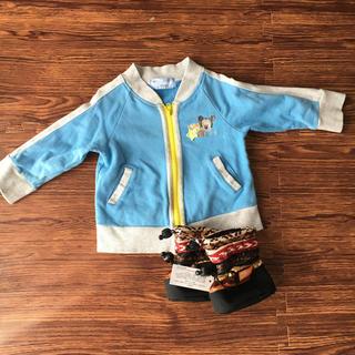 ディズニー(Disney)のベビー ディズニーアウター&防寒ブーツ(ジャケット/上着)