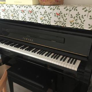 ヤマハ(ヤマハ)のヤマハ YAMAHA アップライトピアノ YU11 中古(ピアノ)