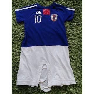 アディダス(adidas)のサッカー日本代表 ロンパース(ロンパース)