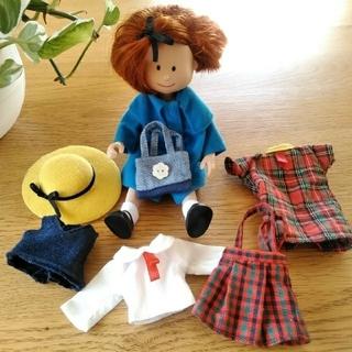 ファミリア マドレーヌちゃん 8インチ ドール 人形