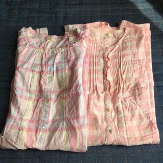 犬印マタニティパジャマ(長袖)500円引きアリ(マタニティパジャマ)