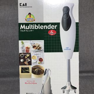 カイジルシ(貝印)の貝印マルチブレンダーDK-5033(調理機器)