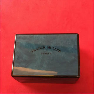 フランクミュラー(FRANCK MULLER)の正規品 フランクミュラー 時計箱☆(腕時計)