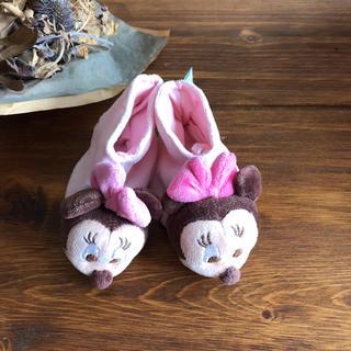 ディズニー(Disney)のベビー靴下 ディズニー ミニー★(靴下/タイツ)