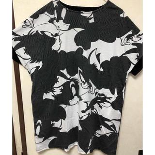 グラニフ(Design Tshirts Store graniph)のグラニフ☆トムジェリワンピース(ひざ丈ワンピース)