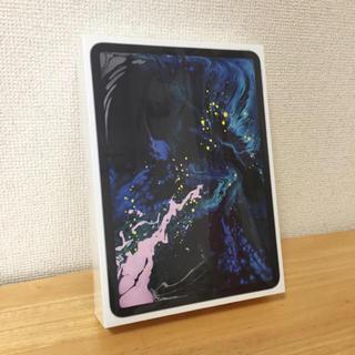 アイパッド(iPad)の新品 未開封 iPad Pro 11インチ 256GB Wi-Fiモデル(タブレット)