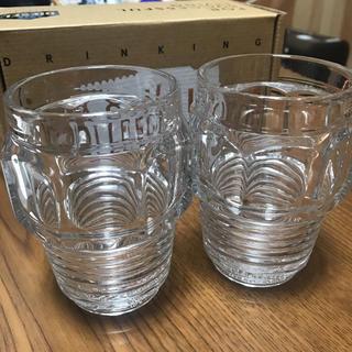 ディーゼル(DIESEL)のグラス 2つセット DIESELLIVING 新品未使用(グラス/カップ)