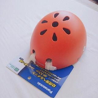 パナソニック(Panasonic)のemi様専用  値下げしました!Panasonic  幼児用ヘルメット(自転車)