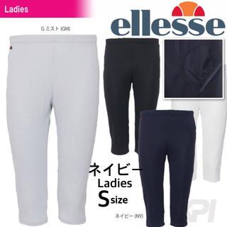エレッセ(ellesse)の新品 エレッセ  e-FIT 七分丈パンツ レディースS(ウェア)
