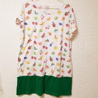 グラニフ(Design Tshirts Store graniph)のグラニフ はらぺこあおむし ワンピース (ひざ丈ワンピース)