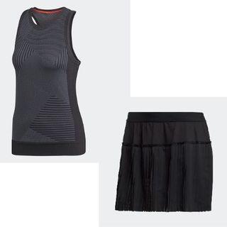 アディダス(adidas)の★新品★ adidas MATCHCODE TANKTOP&スカート(ウェア)