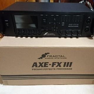 fractal audio systems AXE FX Ⅲ  (エフェクター)