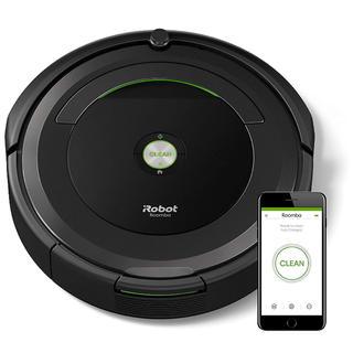 アイロボット(iRobot)のルンバ691 アイロボット wifi対応 遠隔操作【Alexa対応】(掃除機)
