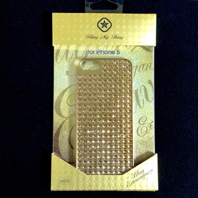iphone7 ケース 6の使える / SWAROVSKI - スワロフスキーエレメンツ iPhone SE/5s クリスタルローズゴールドの通販 by Sebastian|スワロフスキーならラクマ