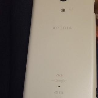 エクスペリア(Xperia)の●スマホ●ジャンクSONYXperia(スマートフォン本体)