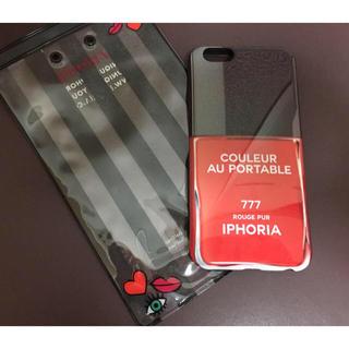 アイフォリア(IPHORIA)の☆ IPHORIAのiPhone6/6sケース☆(iPhoneケース)