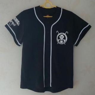 新日本プロレス ベースボールシャツ(格闘技/プロレス)