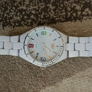 アディダス(adidas)の❤adidas時計❤プロフ必見(腕時計)
