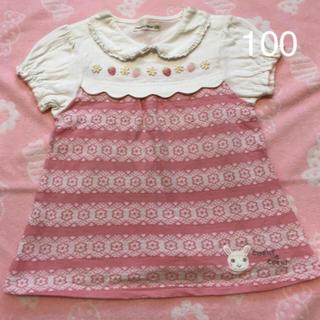 クーラクール Tシャツ 100