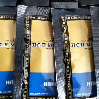 H.G.H  HGH  MIRACLE 5  16袋(アミノ酸)
