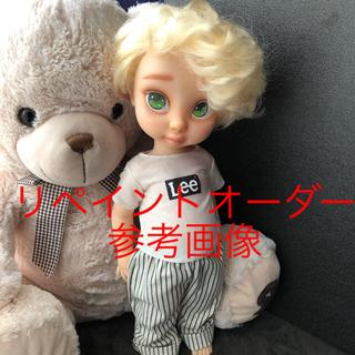 ディズニー(Disney)のリペイントオーダー専用ページ♡アニメータードール トドラードール(人形)