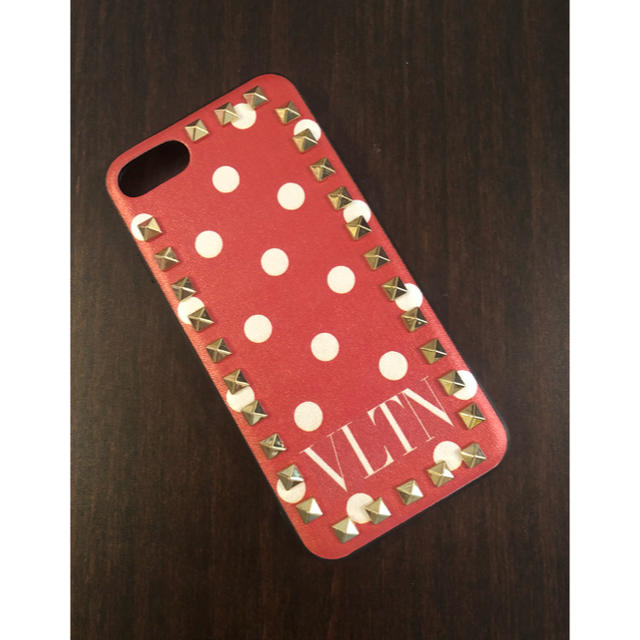 VALENTINO - 新品未使用 VLTN iPhoneケース スタッズの通販 by yuzu♡'s shop|ヴァレンティノならラクマ