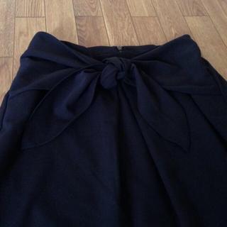 ローリーズファーム(LOWRYS FARM)のLOWRYSFARM 前リボンタイトスカート(ミニスカート)