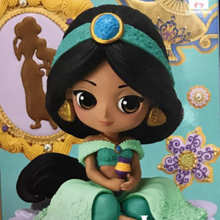 ディズニー(Disney)のジャスミン フィギュア キューポスケット(フィギュア)