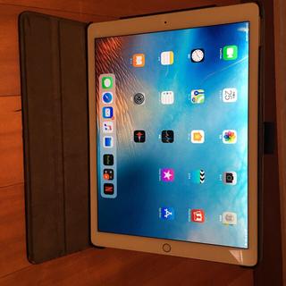 アイパッド(iPad)のiPad Pro12.9インチ128GBゴールド(タブレット)