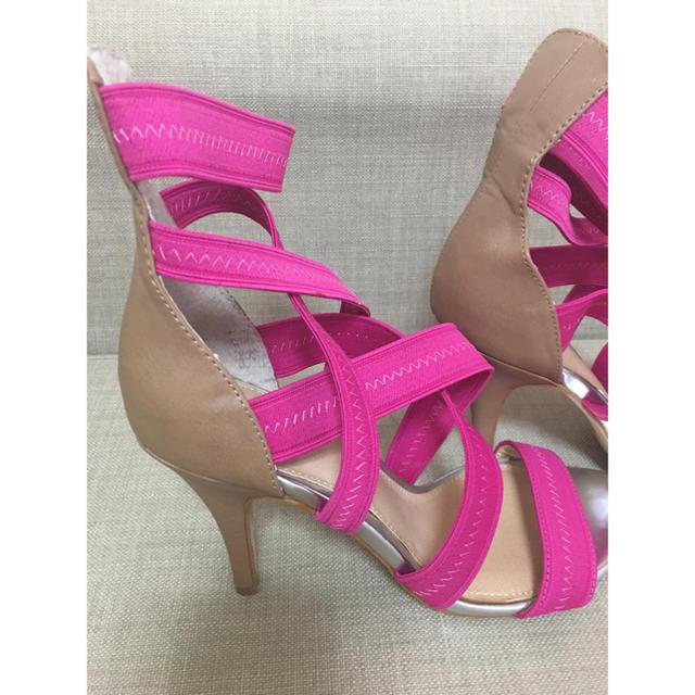 Victoria's Secret(ヴィクトリアズシークレット)のヴィクトリアシークレット ハイヒールサンダル レディースの靴/シューズ(ハイヒール/パンプス)の商品写真