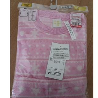 シマムラ(しまむら)の【新品】子供用パジャマ  サイズ100(パジャマ)